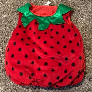 Koala Kids Strawberry Halloween Costume
